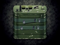 Military radio App Icon