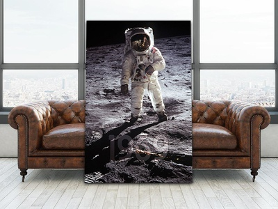 Astronaut Mockup