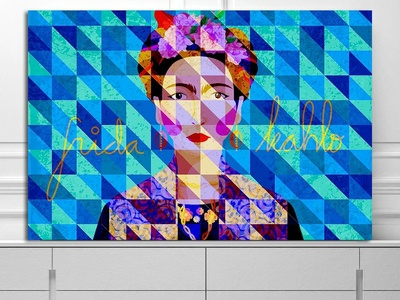 Frida Kahlo Canvas Art