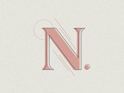 Letter Exploration - N