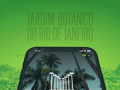 Jardim Botânico do Rio de Janeiro App #2