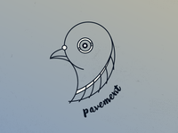 Pigeon Illustration