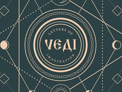 Vedi logo logo design typography