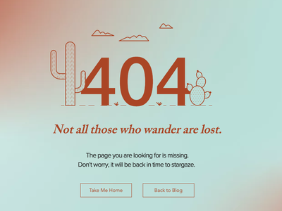 404 page 404 ux branding web design