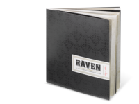 The Raven Commemorative Edition / Cover