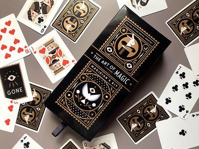 Art of Magic — Magician's Kit