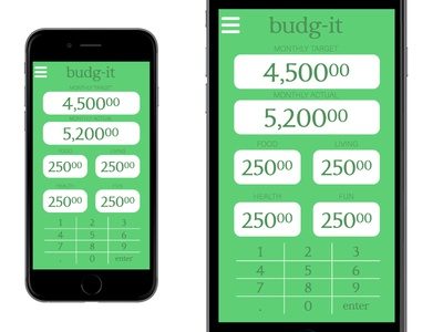 Daily UI 004 process app ux ui dailyui calculator 004