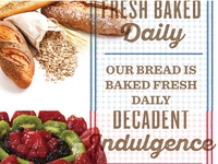 Bakery Sign Concepts