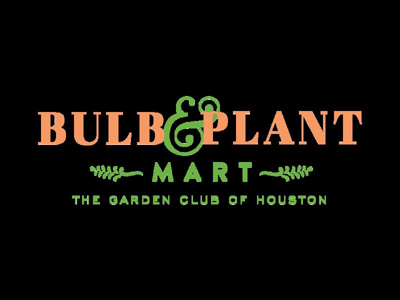 Bulb & Plant Mart Logo typography branding vector logo design