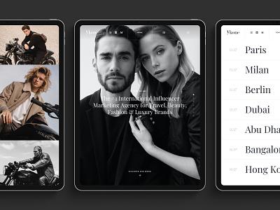 Ykone Website Design & Development minimal clean wordpress freelance marketing travel luxury beauty fashion abu dhabi agency graphic design site webdesign website web ux ui design dubai