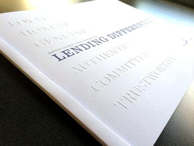 Loan Annual Report