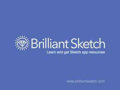 Announcing Brilliant Sketch sketchapp sketch logo