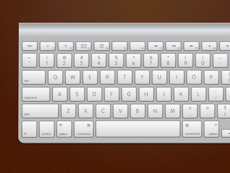 Keyboard Bluetooth Dribbble,  Sketch file by Kuswanto on Dribbble
