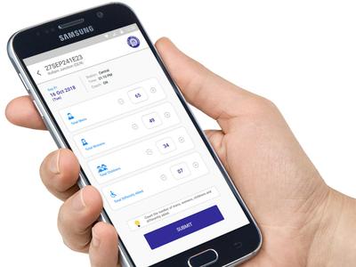 Passenger Census App