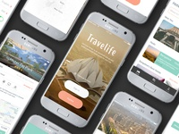 Travelife - Travel & Booking App