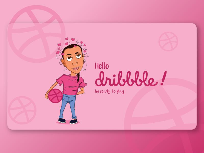 Hello_Dribble