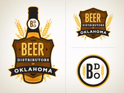 Beer Distributors of Oklahoma Identity