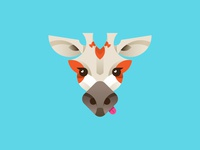 Giraffe Illo