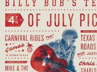 Billy Bob's 4th of July Picnic