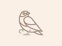 Yep, a bird.