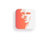Skincare App Icon