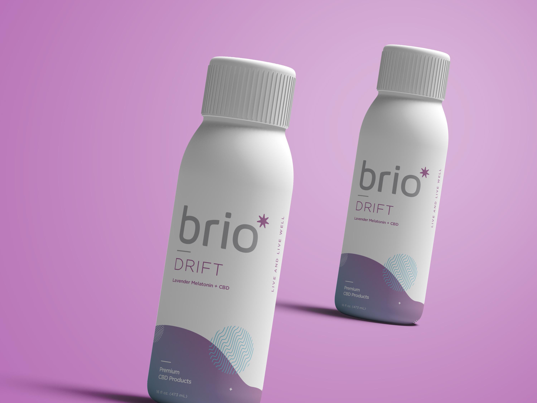 Brio video bottles