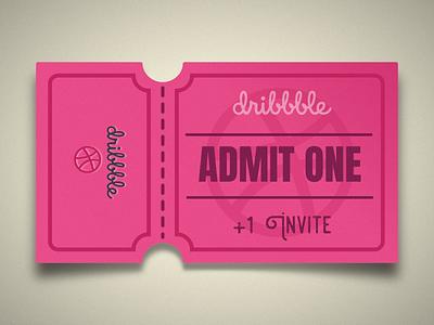 Invite Available! gravit designer gravit retro inkscape illustrator vector dribble invite invite