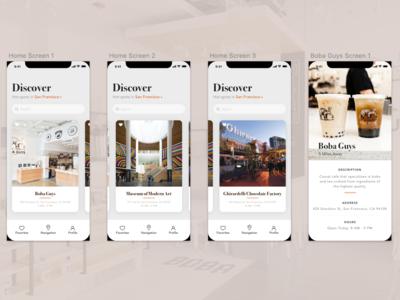 Discover San Francisco App