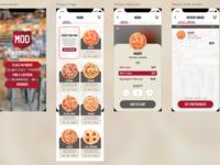 MOD Pizza App
