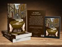 Story Book Cover Design - Oliver Twist