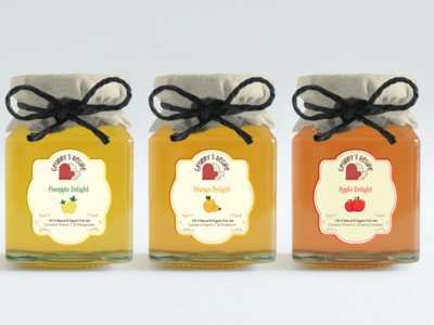 Packaging Design - Granny's Recipe