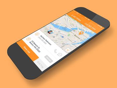 Location Service App