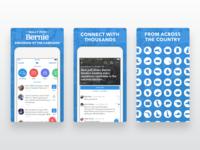 iOS App Store Screens