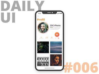 #006 User Profil