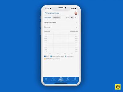 Concept Gazprom's App concept android ios design interface ui app