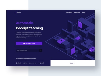 Collect by Spendesk