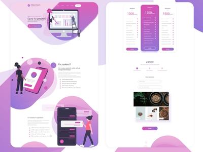 stronazatysiac.pl - Webdesign