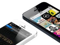 iOS Music App Concept