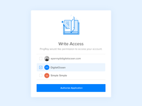 Auth Page