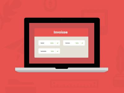 Invoisse Beta! yeah! invoice