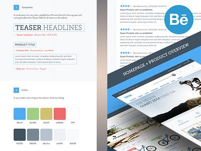 Birox - Online Store - Case Study on Behance typography web website online shop shop case study behance colors