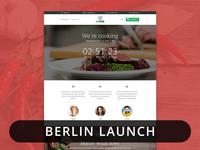 Eatfirst - Berlin Launch
