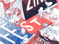 DC Zinefest Poster Crop