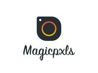 Magicpxls Logo Design