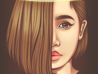 Illustration Princess