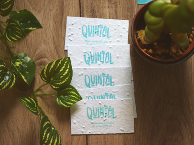Quintal Seed Card