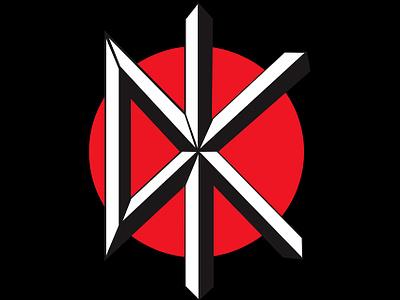 Dead Kennedys Logo design mabuhay gardens san francisco music art band art punkrock punk alternative tentacles angular collage art collage winston smith logo logo design dead kennedys