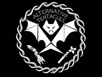 Alternative Tentacles Logo or the 'AT Bat'
