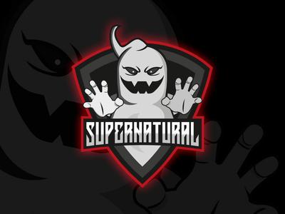 Supernatural Mascot