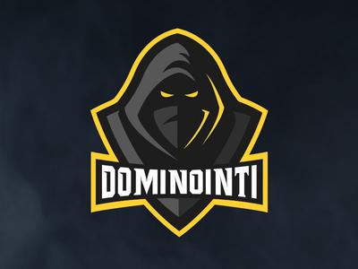Esports Mascot - Dominointti